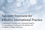 Advisory Statement cover
