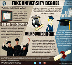 Fake Degree
