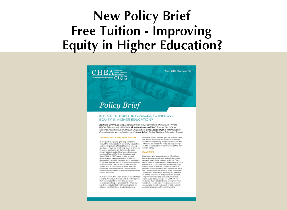 April 23 2019 Policy Brief