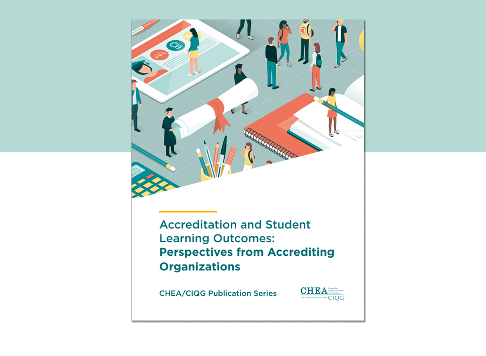 New Report on Accreditation and Student Learning Outcomes