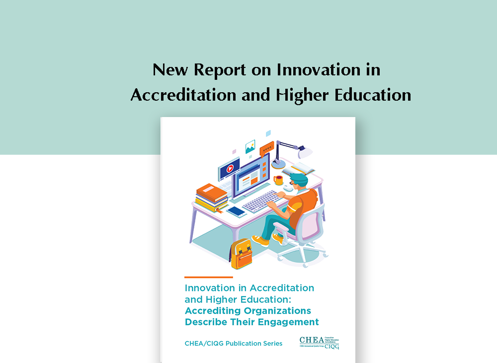 Innovation in Accreditation and Higher Education