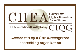 CHEA Accredited Institution
